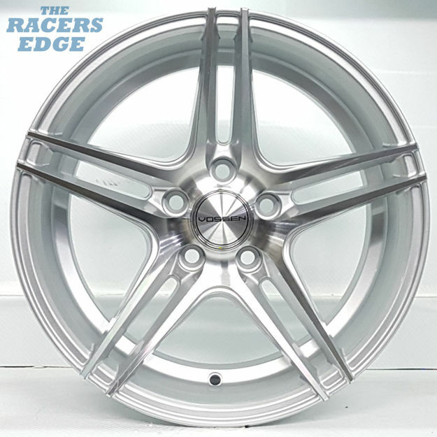 Picture of 15 inch Vossen 073 - 5x100 - Silver