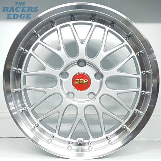 Picture of 17 inch BBS LM - 5x114 - Silver