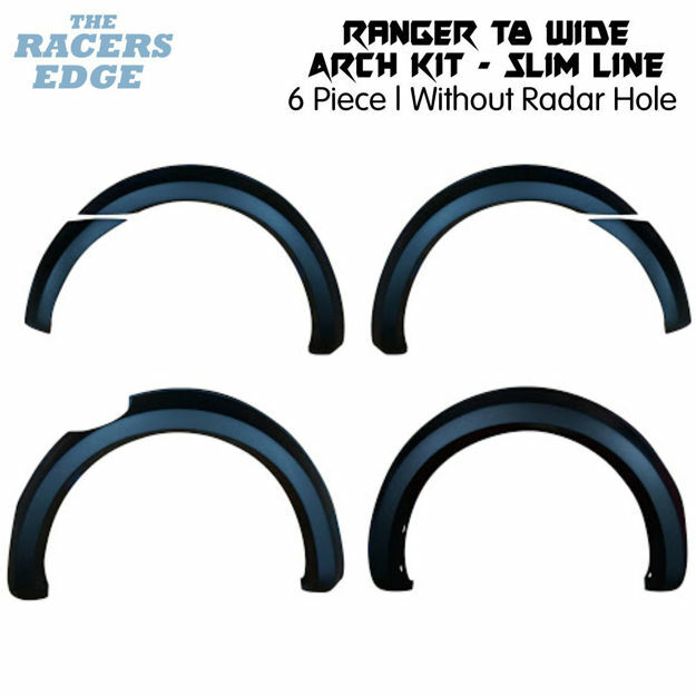 Picture of Ford Ranger T8 Arch Kit Slim Line without Radar Hole (2018+)