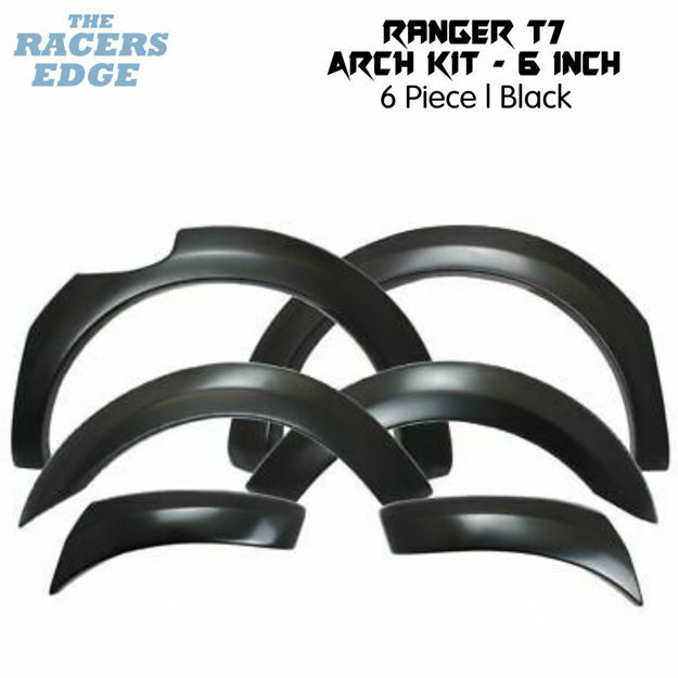 Picture of Ford Ranger T7 6pc Arch Kit (6 INCH)