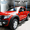 Picture of Ford Ranger T6 6pc Arch Kit (6 INCH)