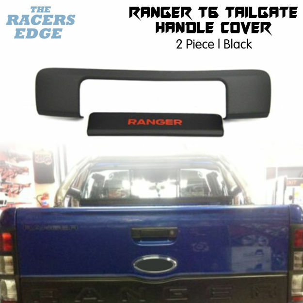Picture of Ford Ranger T6/7 Tailgate Handle Cover (2012+)