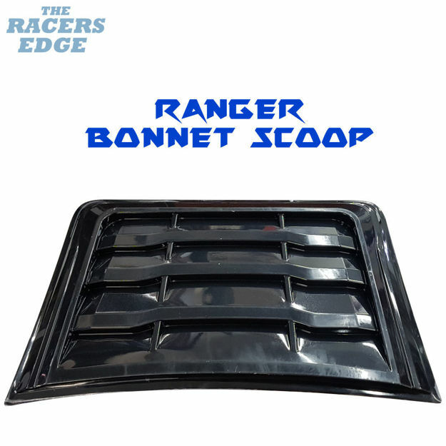 Picture of Ford Ranger Bonnet Scoop - 2012+ - Small