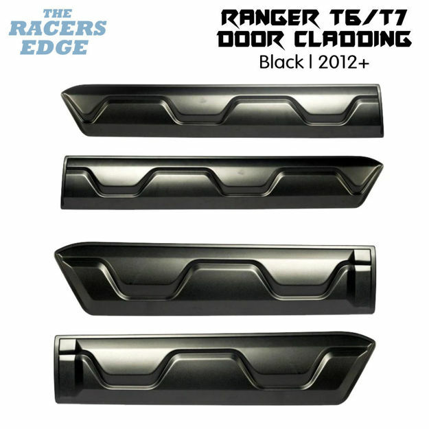 Picture of Ford Ranger T6/T7 Door Cladding  - Small - 2012'-2016'