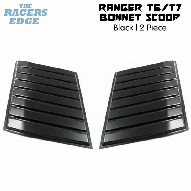 Picture of Ford Ranger 2 Piece Bonnet Scoop - 2012+
