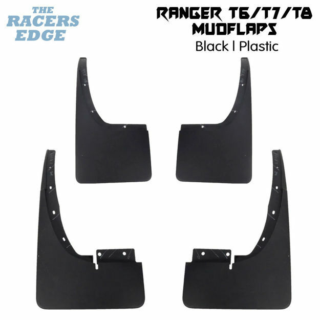 Picture of Ford Ranger T6/T7/T8 Mudflaps - 2012+