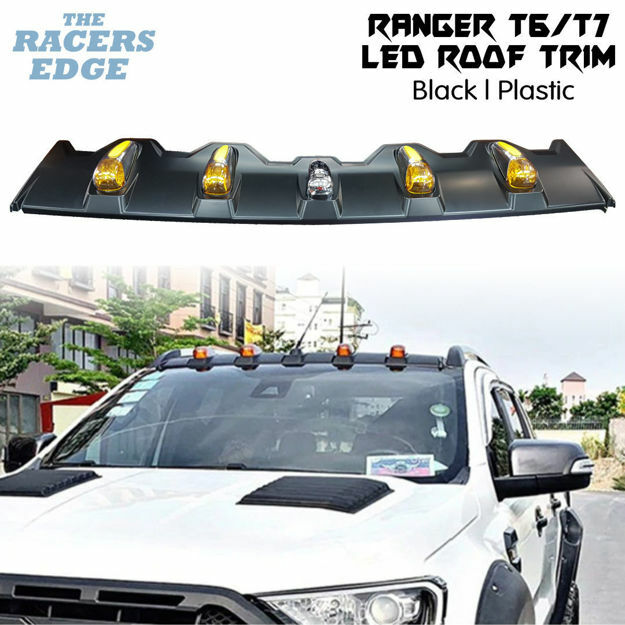 Picture of Ford Ranger T6/T7 LED Roof Light Trim (2012+)