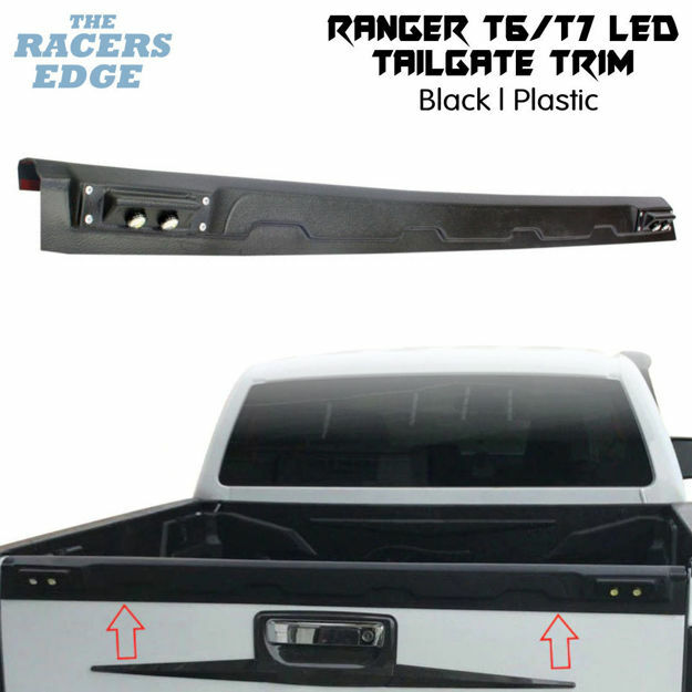 Picture of Ford Ranger T6/7 LED Tailgate Trim - 2012+
