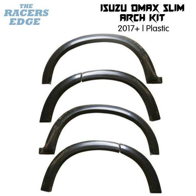 Picture of Isuzu DMAX Slim Arch Kit (2017+)