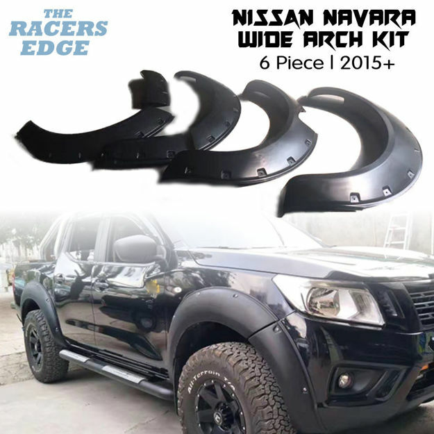 Picture of Nissan Navara Wide Arch Kit - 2015+