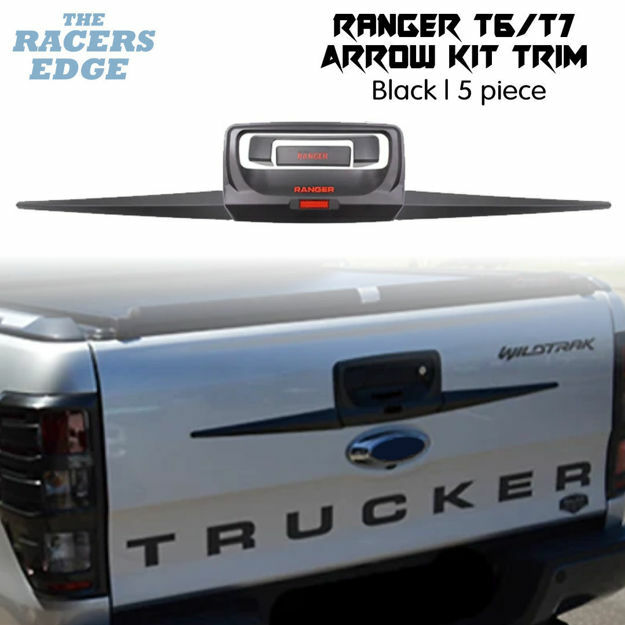 Picture of Ford Ranger T6/T7 5 Piece Arrow Kit - 2012+