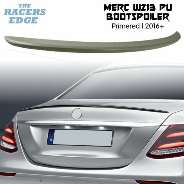 Picture of Merc W213 Series Boot Spoiler - Primered