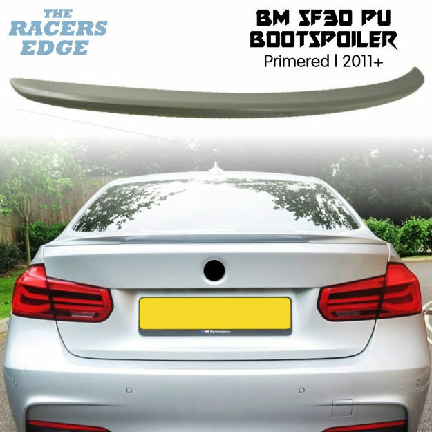 Picture of BM SF30 PU Boot Spoiler - MTECH