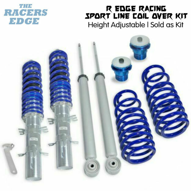 Picture of R Edge Racing Sport Line Coil-Over Kit - VW Golf MK2
