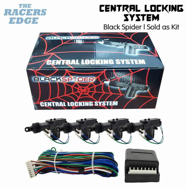 Picture of Black Spider Central Locking System