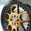 Picture of 17 inch HRE Lambo Rep - 4x100/114 - Bronze