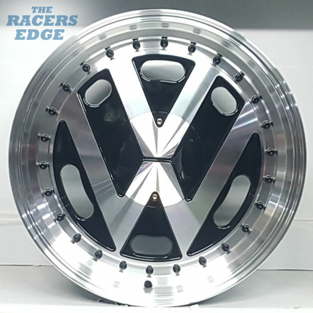 Picture of 17 inch VW Tinclip - 5x100 - Black