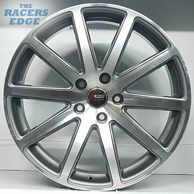 Picture of 18 inch Audi A8 Rep - 5x112 - Gunmetal