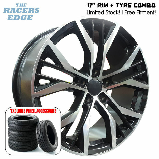 "Picture of 17"" Golf 7 GTI Santiago Reps COMBO DEAL (5x100)"