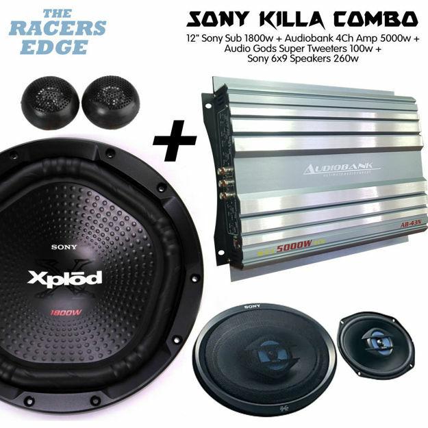 Picture of Sony Killa Combo
