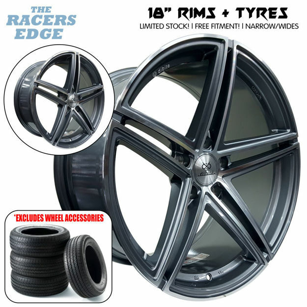 "Picture of 18"" Vossen Dibite Reps COMBO DEAL (GM-5x120) (NARROW/WIDES)"