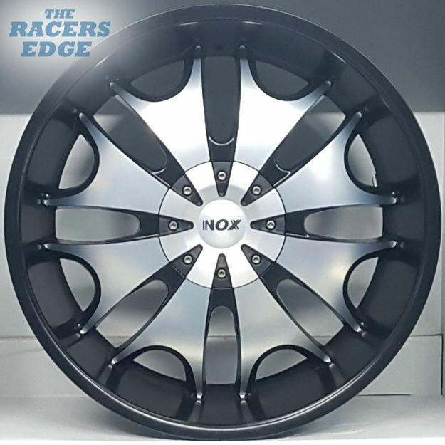 Picture of 22 Inch Nox Wheel -  Matt Black