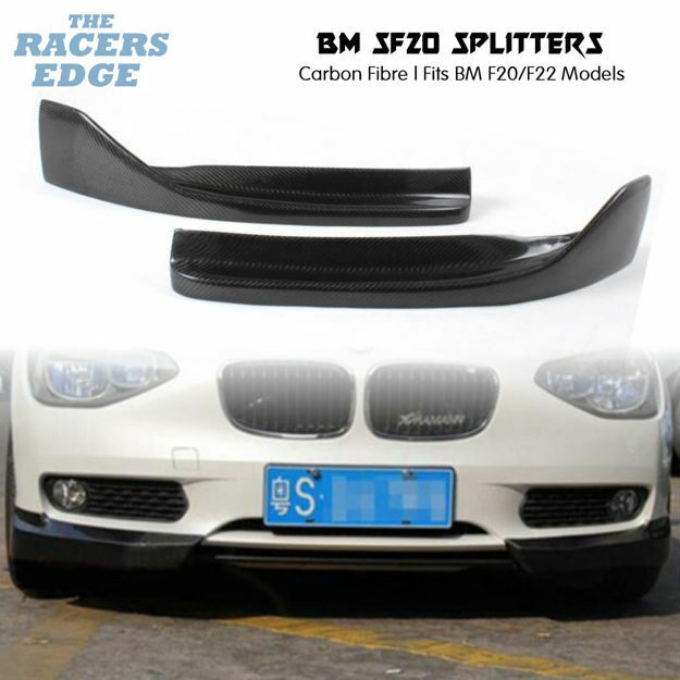 Picture of BM SF20/F22 Carbon Fibre Splitters
