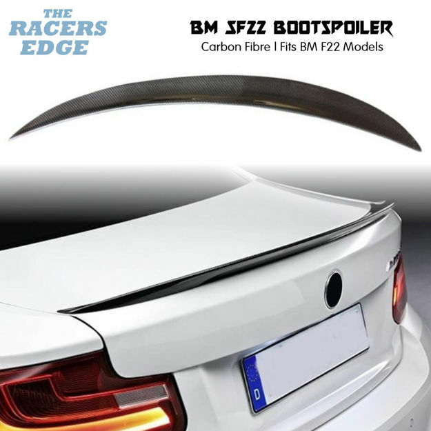 Picture of BM SF22 Carbon Fibre Bootspoiler