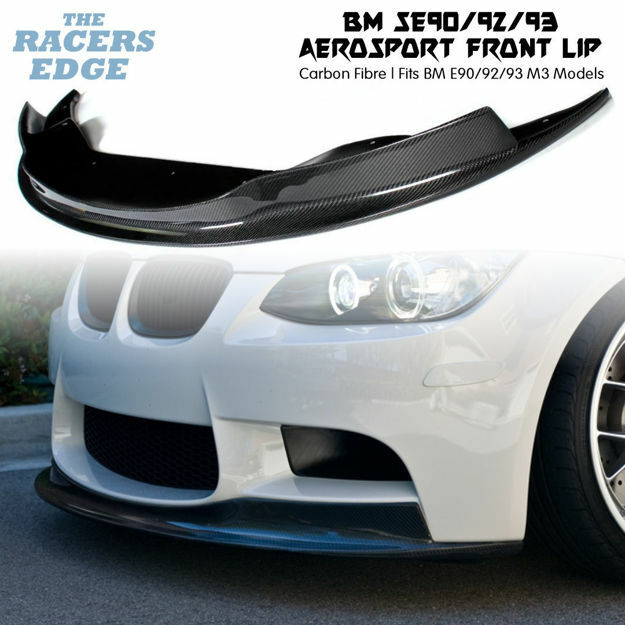 Picture of BM SE90/92/93 M3 Carbon Fibre Aerosport Front Lip