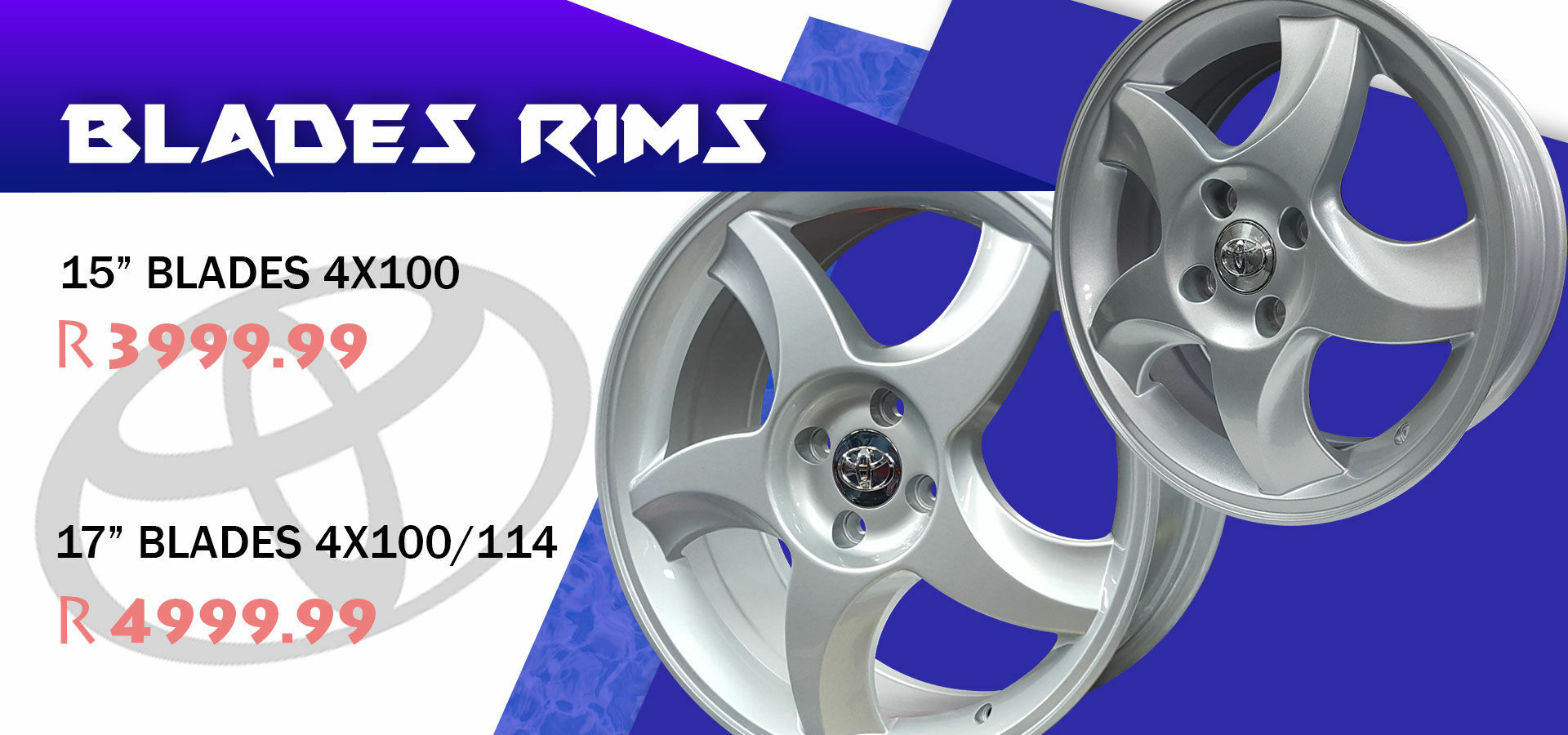 Picture for category BLADES RIMS