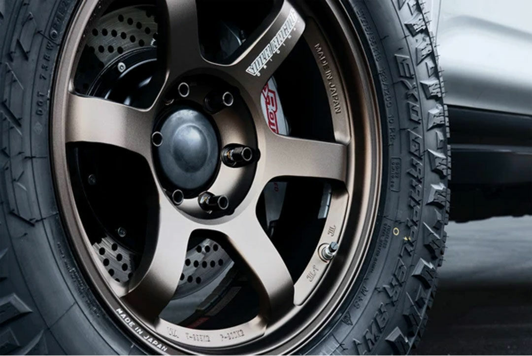 Picture for category Bakkie / SUV & 4x4 Wheels