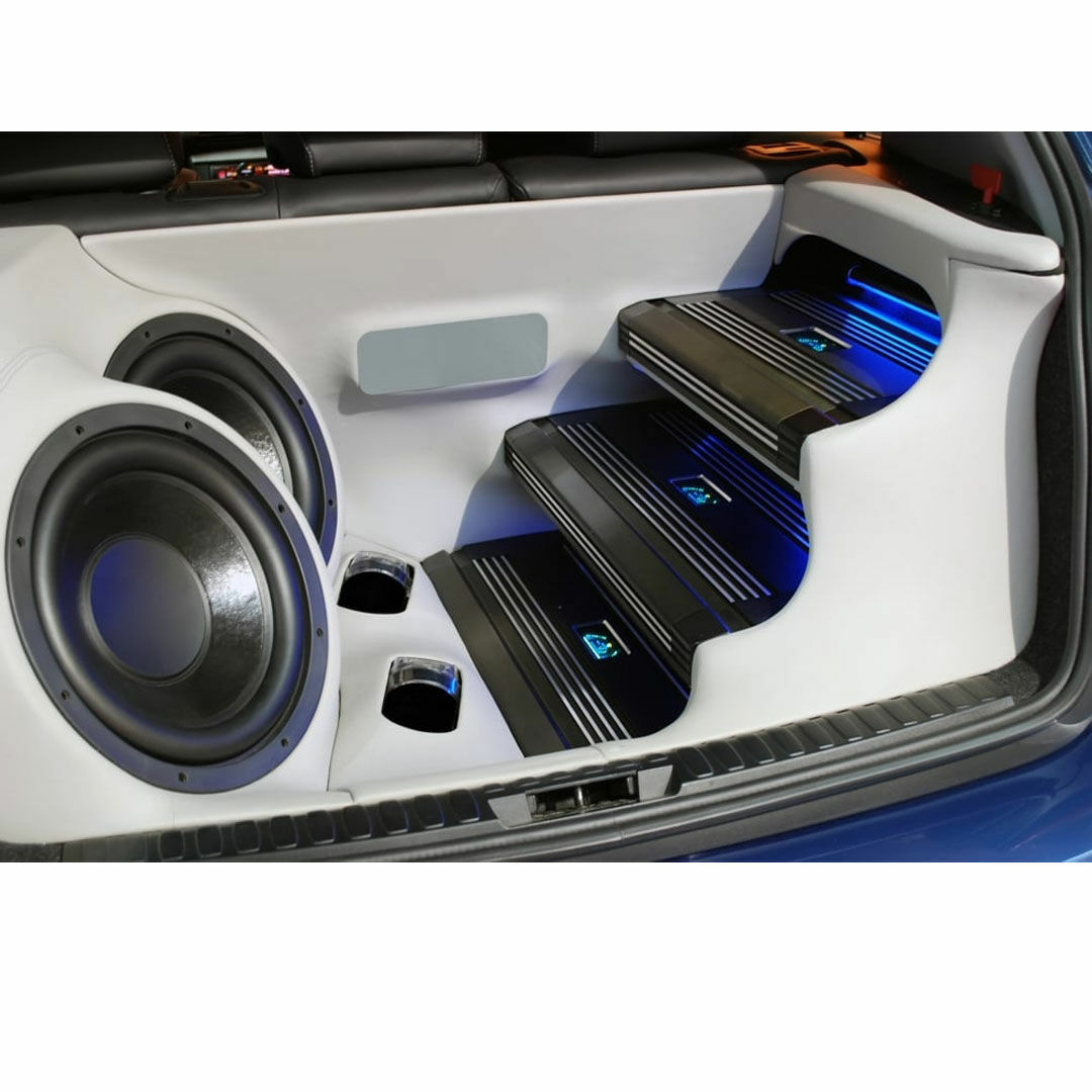 Picture for category Monoblock Amps