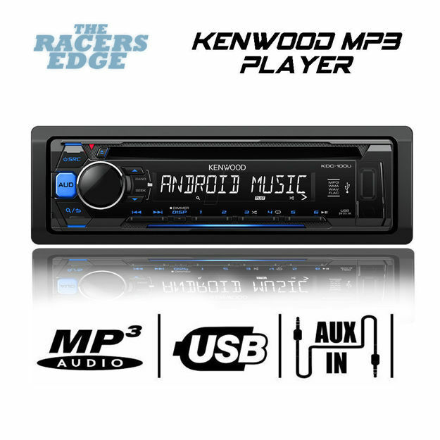 KENWOOD MP3 PLAYER WITH USB PORT