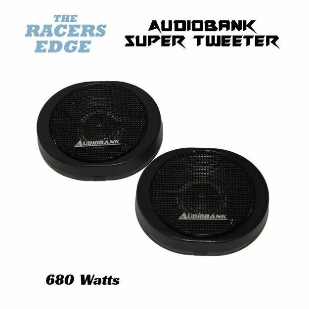 Audiobank Super Tweeters - 680w