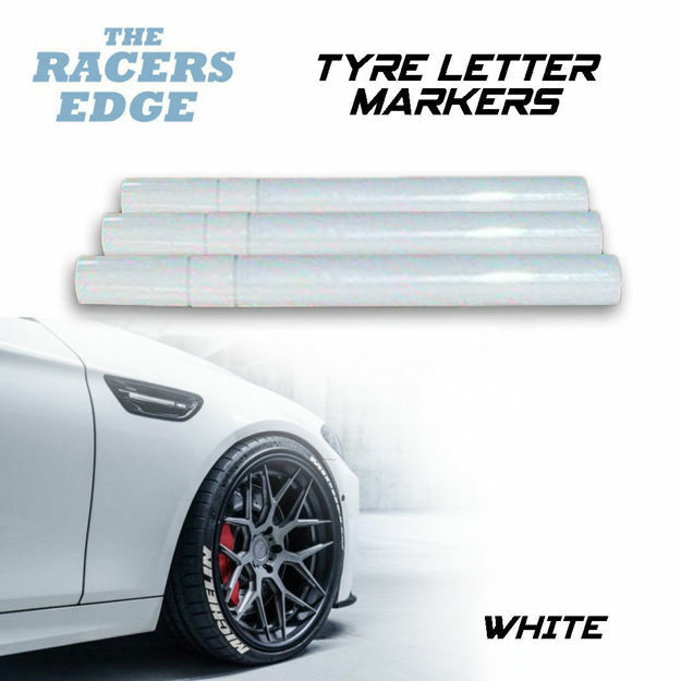 Picture of Tyre Letter Markers