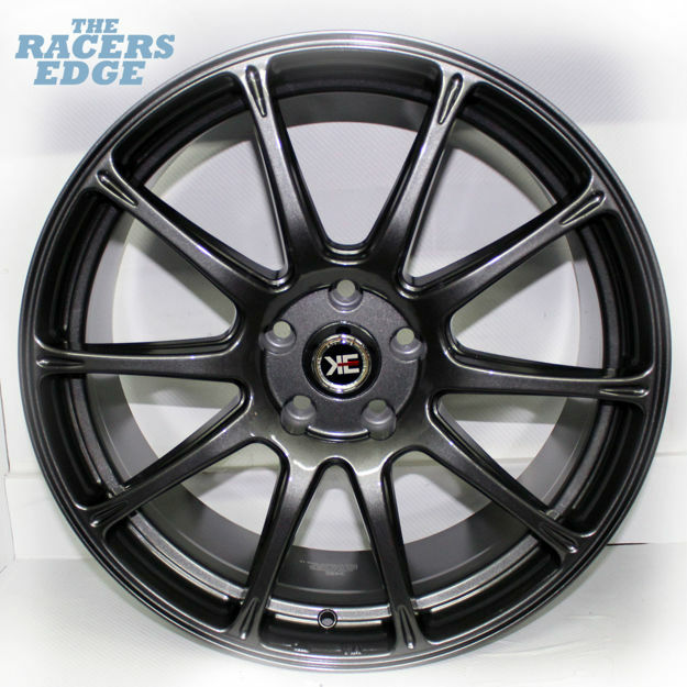 Picture of 19 inch 3S181- 5x112 - Gunmetal - Wides