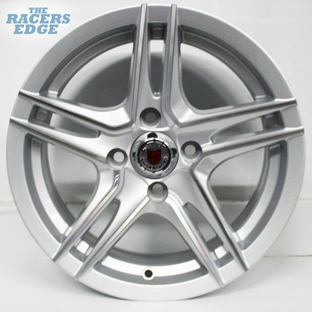 Picture of 14 inch 5436 - 4x100 - Silver