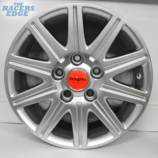 Picture of 15 inch BK173 - 5x114 - Hyper Silver