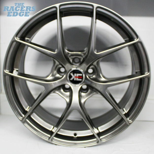 Picture of 19 inch 3S007 - 5x120 - Hyper Black