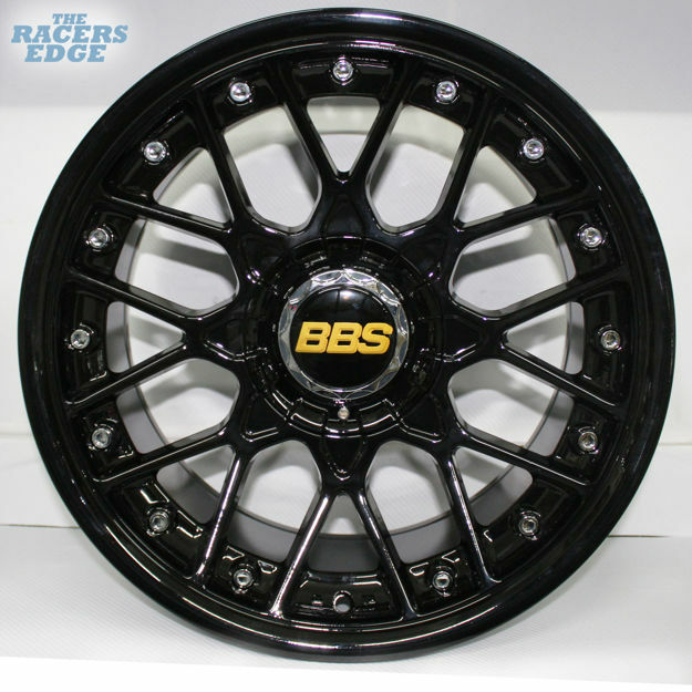 Picture of 17 Inch QC1198- 4X100 4X114 - N/W - Gloss Black