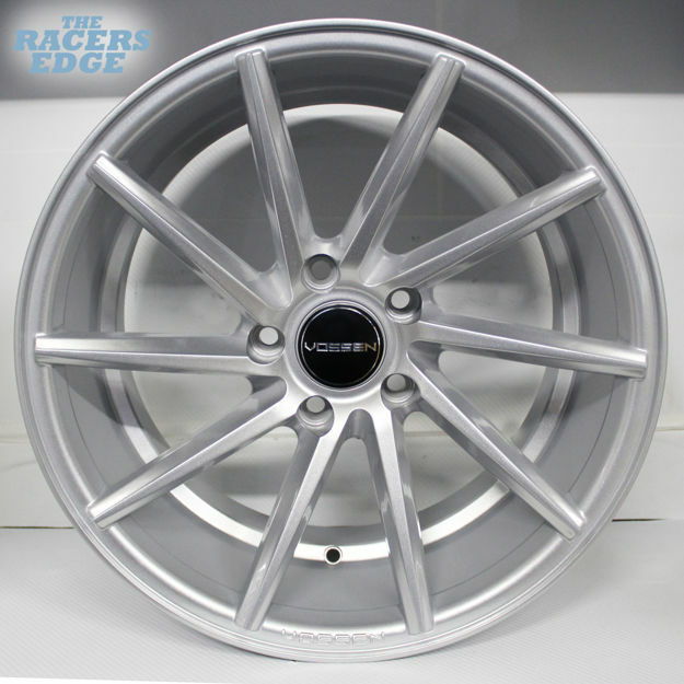 Picture of 18 Inch QC175 - 5x120 - Silver