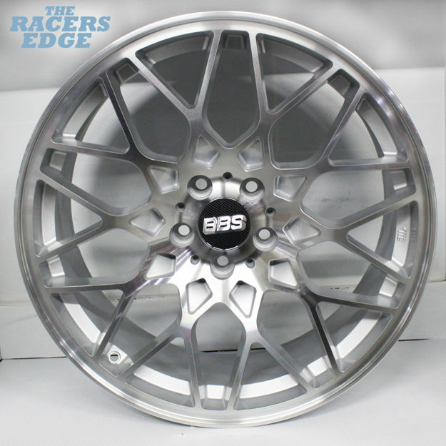 Picture of 19 inch QC1148- 5x112 - Silver Machined Lip