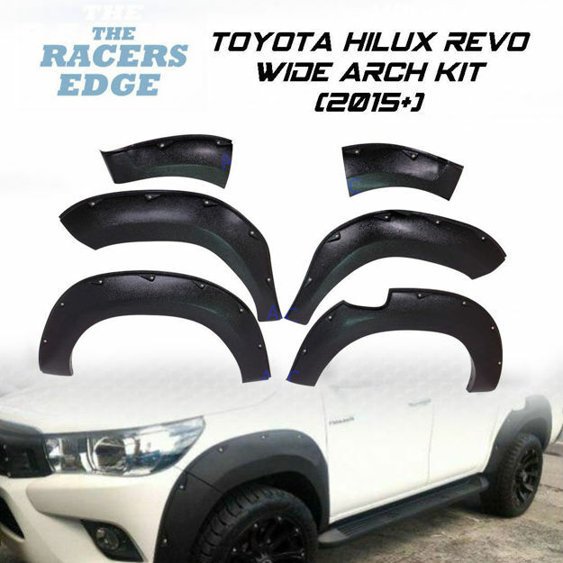 Picture of Toyota Hilux Revo Wide Arch Kit (2015+)