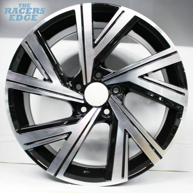 Picture of 18 inch 5805 - 5x112 Black