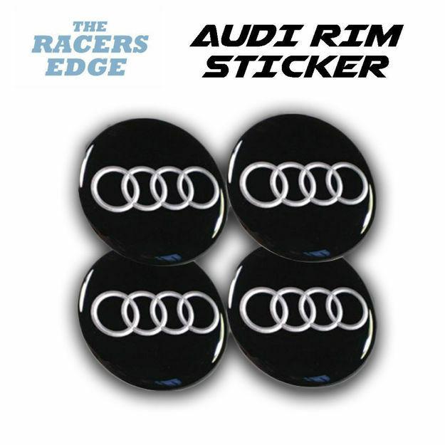 Picture of AUDI Rim Sticker Set (5.6cm)