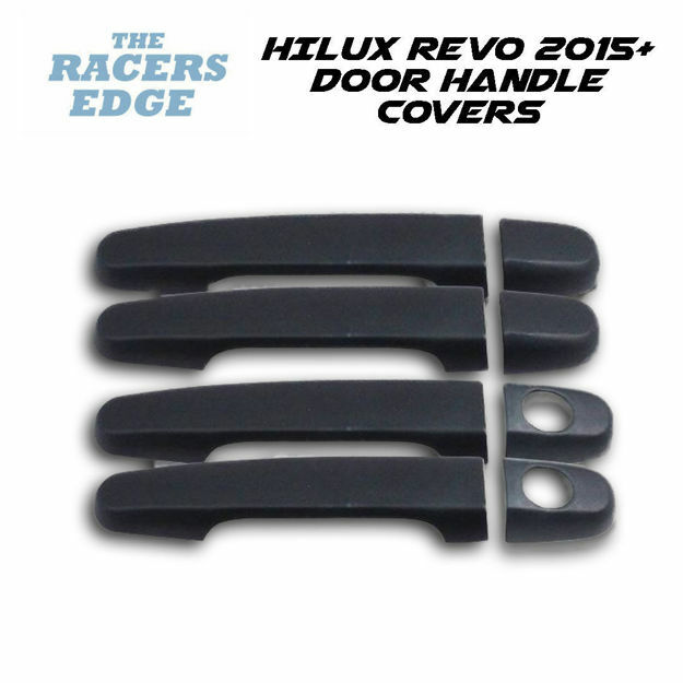 Picture of Toyota Hilux Revo Door Handle Covers 4DR 2016