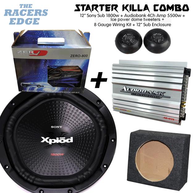 Picture of Starter Killa Combo