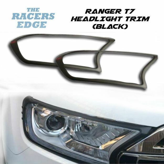 Picture of Ford Ranger T7 Headlight Trim (2016+)