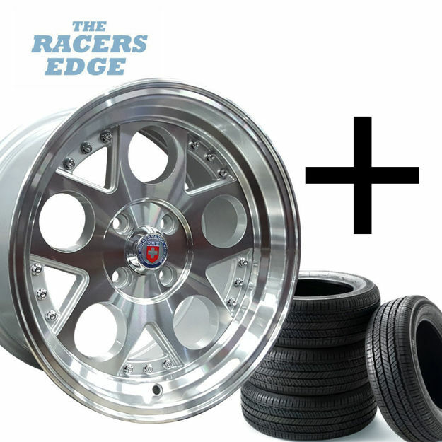 Picture of 17 inch HRE Lambo Reps Tyre Combo Deal